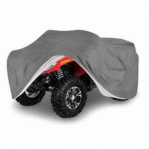 Atv Quad 4x4 : durable atv cover universal quad bike 4x4 four wheeler ~ Jslefanu.com Haus und Dekorationen