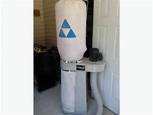Delta 1HP Dust Collection System 650 CFM Langley