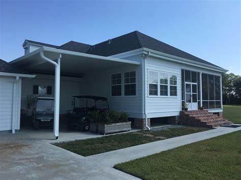 la patio exterior home improvement contractors in new orleans