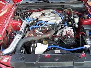 Bcp Blue 1999 2000 2001 2002 2003 2004 Mustang 3 8l V6