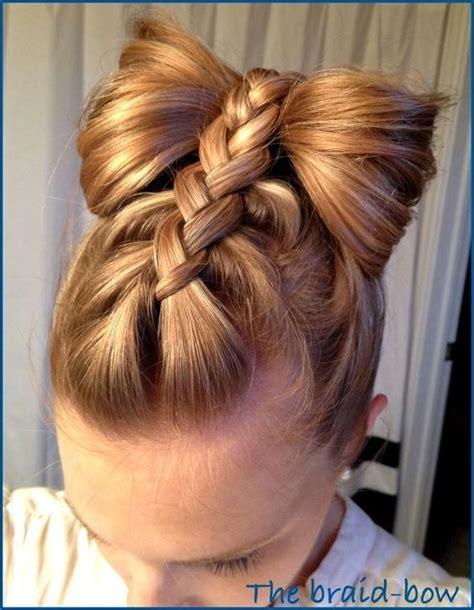 17 best ideas about cheerleader hairstyles on pinterest