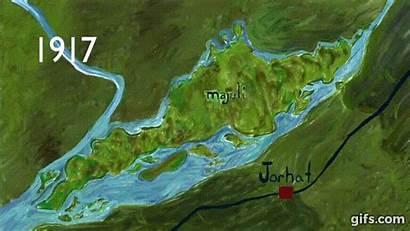 Forest India Majuli Island Indian Barren Wasteland