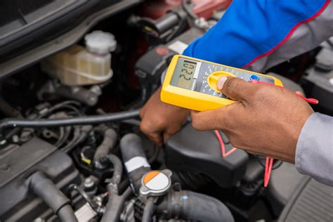 How Test Car Alternator