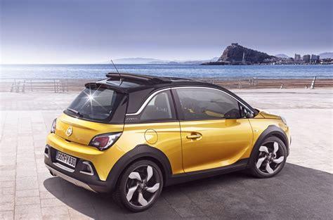 Gm Opel by 2015 Opel Adam Rocks Gm Authority