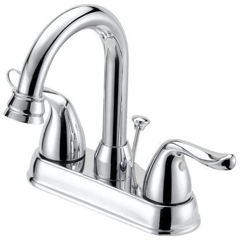Boston Harbor TQ 5111080CP Lavatory Faucet With Plastic