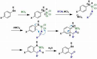 Sugasawa Reaction Chem Station Examples Reactions