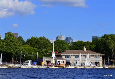 Community Boating Inc Boston by Panoramio Photo Of Community Boating Boathouse