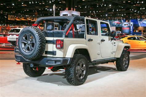 jeep wrangler rubicon recon     road