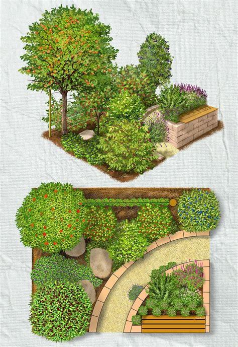 Kräutergarten Gestalten Ideen by Beet Ganz Einfach Anlegen Gestalten Garten Garten
