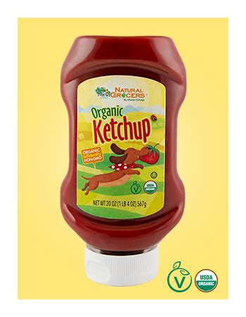 Natural Grocers Brand Organic Ketchup | Natural Grocers