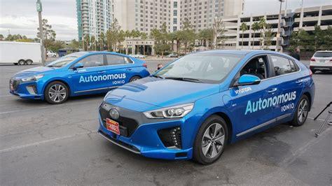 hyundai  aurora comercializaran coches autonomos de nivel