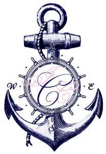 US Navy Anchor Logo
