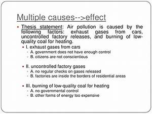 causes and effects air pollution essay help with homework online causes and effects air pollution essay