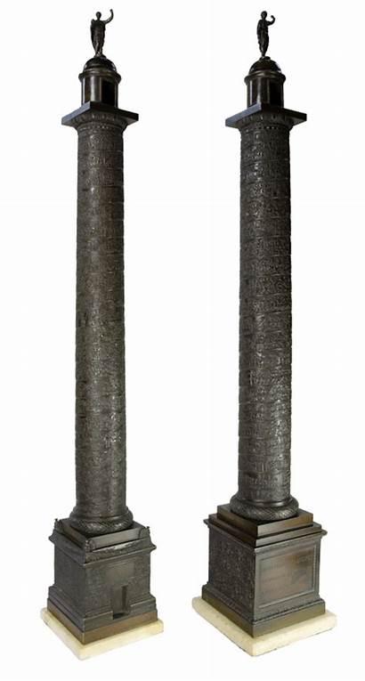 Column Rome Antonine Trajan Piraneseum Grand Tour