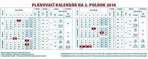 Pracovný kalendár veľký 2018 stolový kalendár