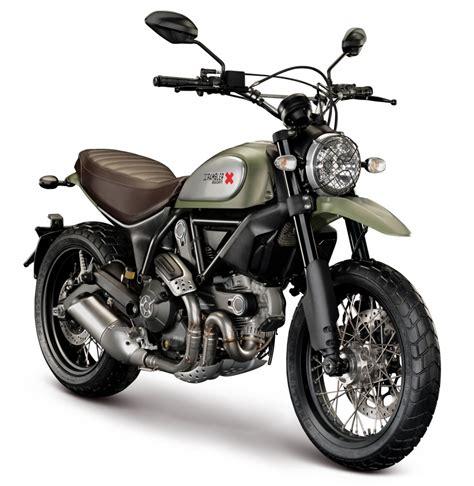 2017 ducati scrambler to get 1 100 cc enduro model image