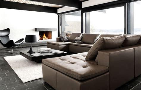 bo concept canape canapé design notre sélection de canapés design pas chers