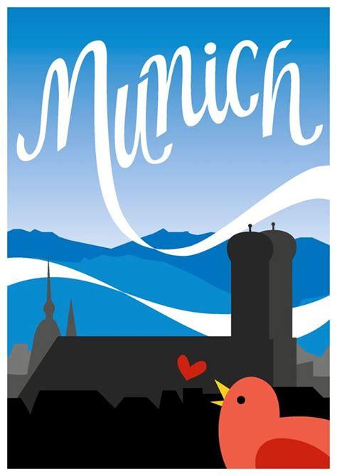 retro len m nchen 17 best images about vintage travel posters on pinterest