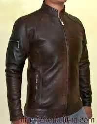 jaket kulit asli domba murah pria  wanita