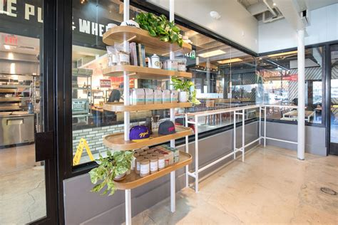 Half hurdle chairs at go get em tiger, images by lauren randolph. Go Get Em Tiger Does Lots of Breakfast and Coffee in Highland Park - Eater LA