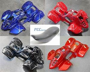 Body Plastic Fender For Coolster 3050c Only 50cc 70cc 90cc