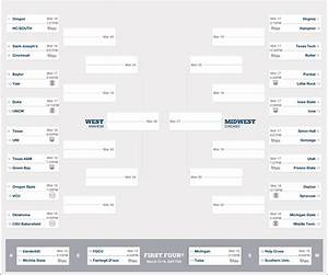 College Baseball The 2017 Ncaa Tournament Bracket By The ...