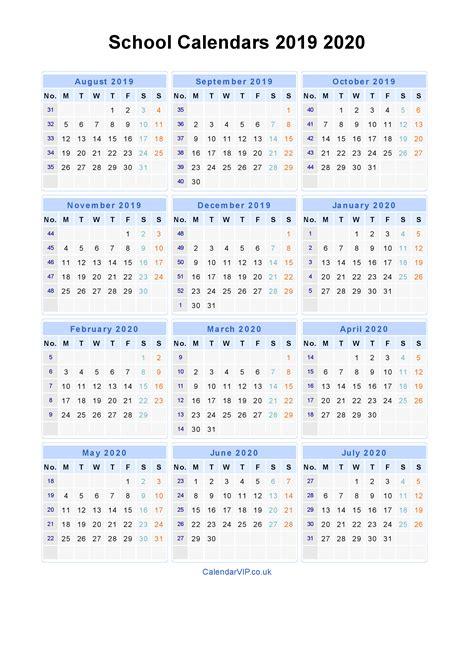 school calendars calendar august july