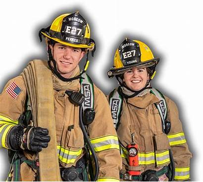 Firefighter Firefighting Gear Male