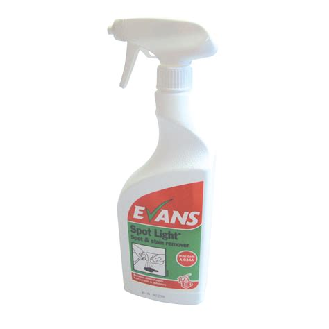 How To Remove Juice Stains From Carpet by Evans Vanodine Spotlight Spot Amp Stain Remover For