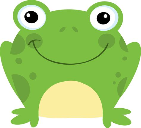cartoon images  frog clipart
