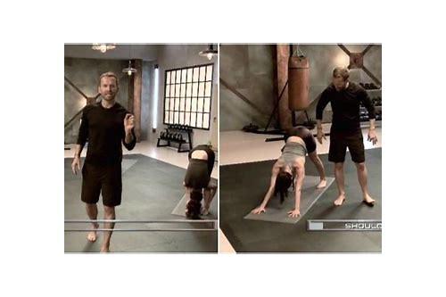 baixar bob harper yoga for warriors