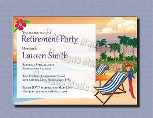 retirement party invitations template best template With free templates for retirement invitations