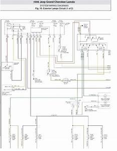 96 Jeep Grand Cherokee Radio Wiring Diagram