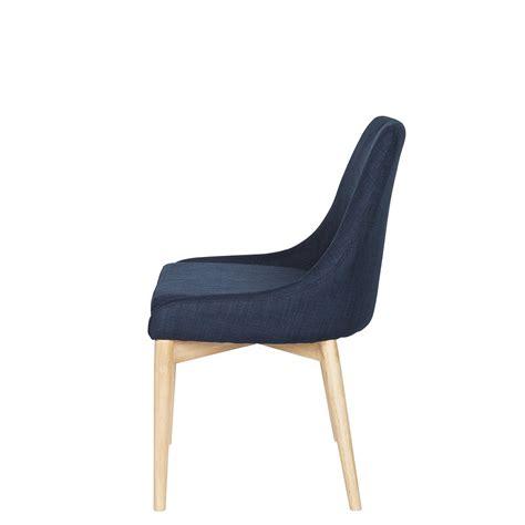 chaise tissu et bois chaise bois et tissu 14 idées de décoration intérieure
