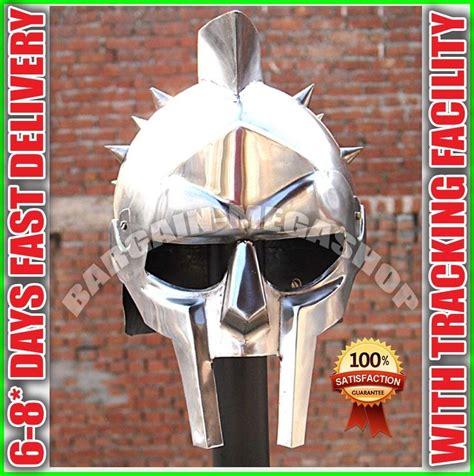Gladiator Helmets For Sale Roman Gladiators Helmet Buy