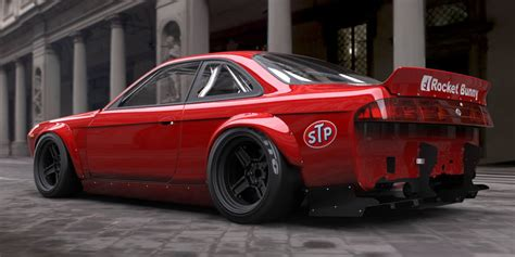 rocket bunny  virtual render   touch  america
