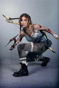 Tomb Raider Cosplay by LauraCraftCosplay on DeviantArt