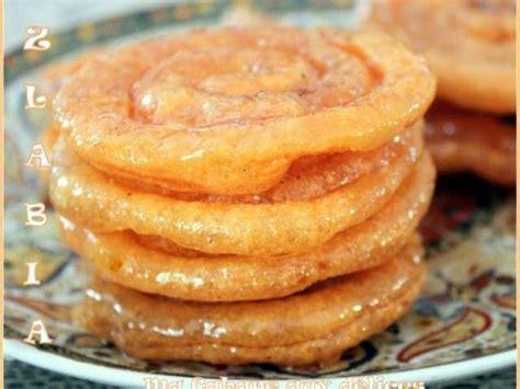 cuisine de djouza recettes de zlabia