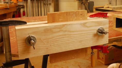 diy woodworking vises finewoodworking
