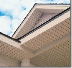 25  best ideas about Vinyl soffit on Pinterest   Roof