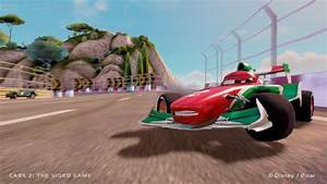 Cars 2 Video : cars 2 the video game ~ Medecine-chirurgie-esthetiques.com Avis de Voitures