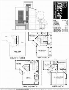 Urban Townhouse Floor Plans Draw Your Own House Plan