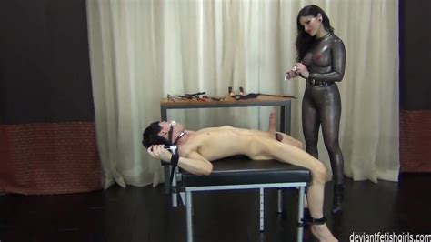 Lose Your Balls The Femdom Way Castration Tease After