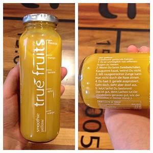 True Fruits Smoothie Yellow  5 Weltweit Geltende Fakten  1