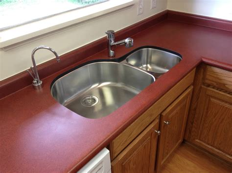 replacing undermount kitchen sink how to replace undermount kitchen sink 4768