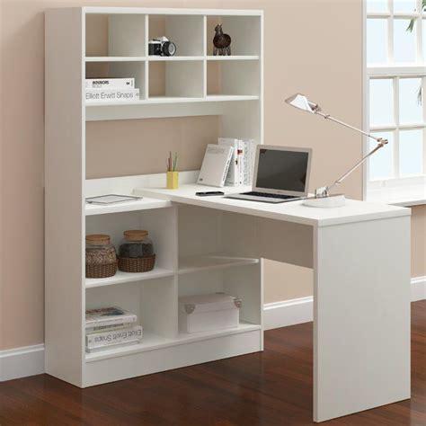 Office Furniture Yeadon yeadon l shape writing desk with hutch furniture in 2019