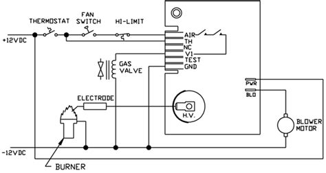 Atwood Mobile Furnace Wiring Diagram by Atwood Rv Furnace Wiring Diagram