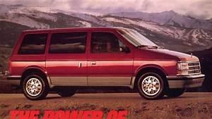 U00bb 1989 Dodge Caravan Es Commercial