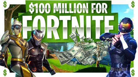 million  fortnite competitive epic games
