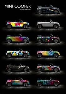 mini cooper design the cool wraps mini cooper just a memo